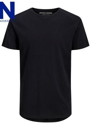 T-shirt - JJECURVED TEE SS