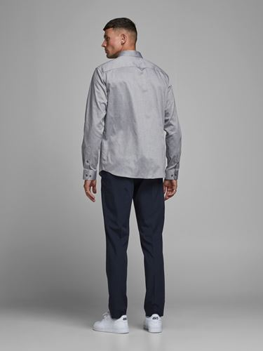 Skjorta - JPRBLAOCCASION STRUCTURE SHIRT