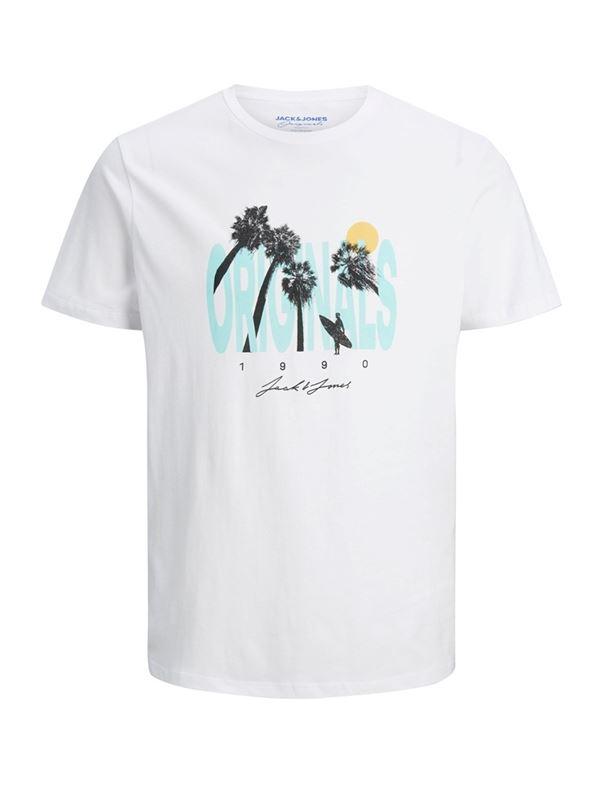 T-shirt - JOROCTO TEE SS CREW NECK