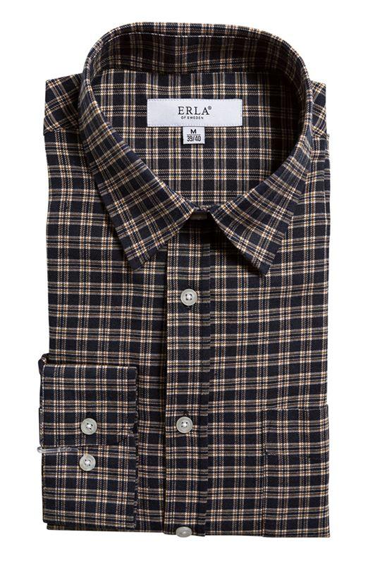 Skjorta - Rutig skjorta