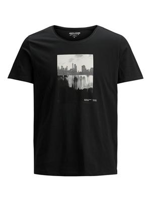 T-shirt - JORNOBODY TEE SS CREW NECK