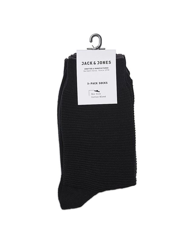 Strumpor - 3-PACK COTTON SOCKS