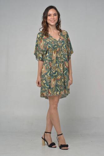 Klänning - Othilia green dress