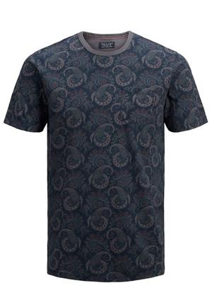 T-shirt - JPRSEAN. BLU. TEE SS CREW NECK