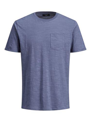 T-shirt - JPRBLABEACH SS TEE SOLID