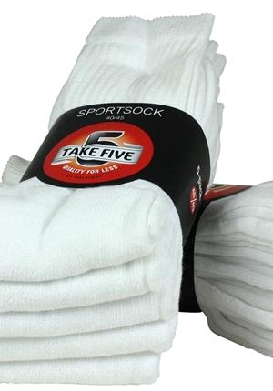 Strumpor - 5-pack Sportsock