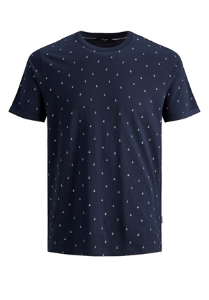 T-shirt - JPRTRISTAN BLA TEE SS
