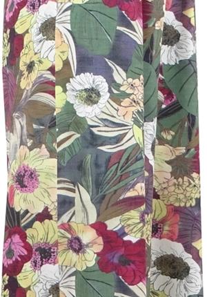 Byxor - Culotte khaki bloom