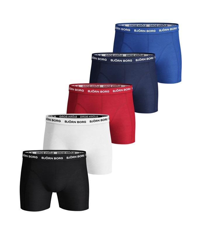 Underkläder - Short 5-pack färg